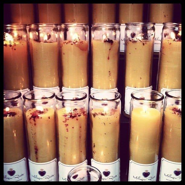 Devotional Candles, Vigil Lights, and Novena Candle Services
