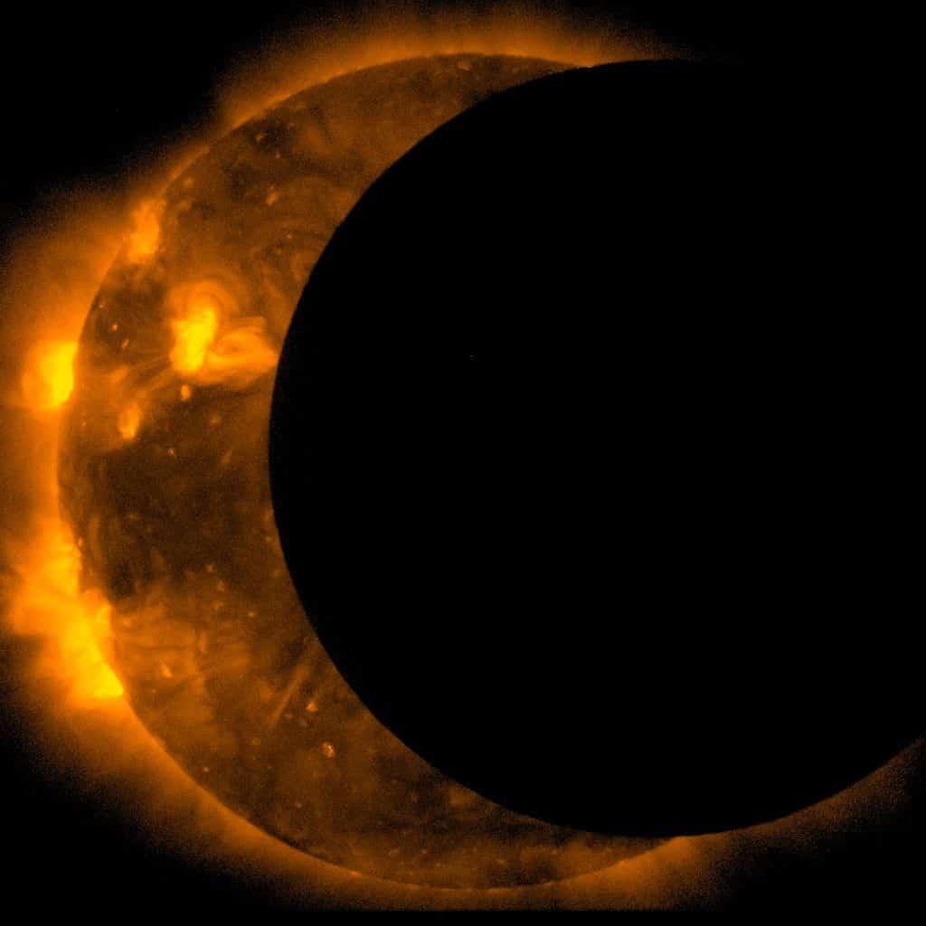 Solar Eclipse Pisces