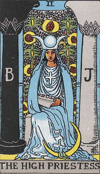 Tarot Meanings The High Priestess